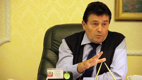 Начальник Управления ФСКН по Москве генерал-лейтенант полиции Вячеслав Давыдов