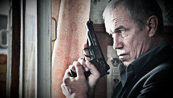 Кадр из филма Олега Погодина Дом