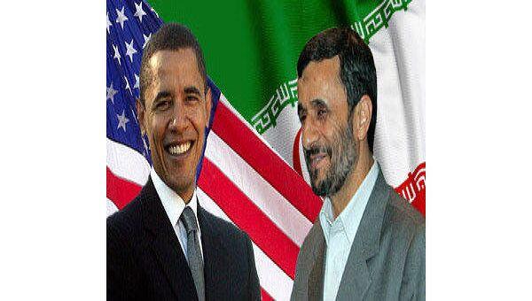 Барак Обама и Махмуд Ахмадинежад. Архив