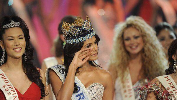 Мисс Мира 2011 Ивиан Саркос