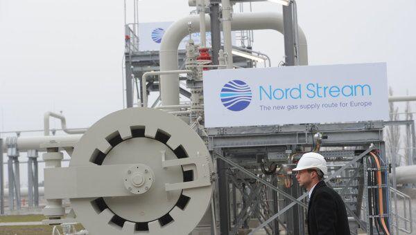 Открытие газопровода Северный поток в Германии. Архив