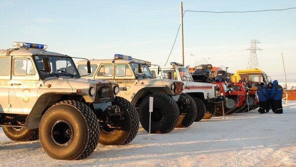 МЧС разработало проект комплексной системы мониторинга ЧС в Арктике