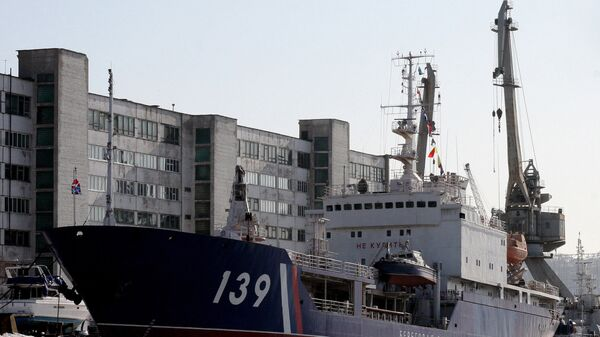 При взрыве на верфи во Владивостоке пострадали три человека