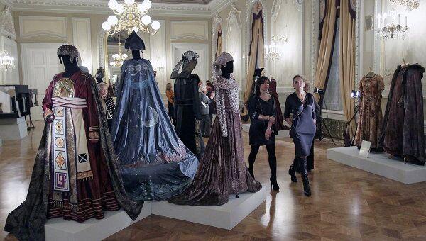 Выставка костюмов театра Ла Скала в Москве