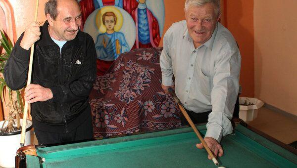 Нежинский геронтологический центр Омск