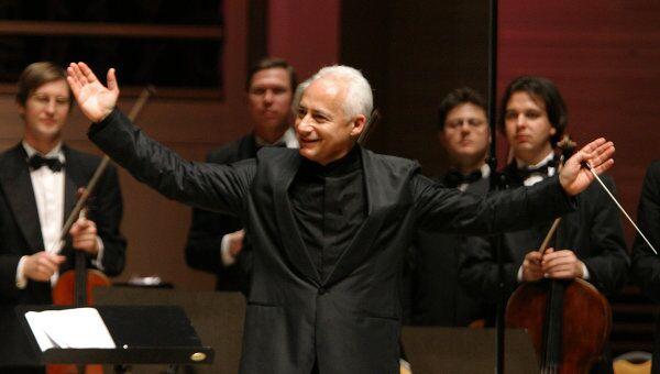 Валерий Спиваков и камерный оркестр Виртуозы Москвы
