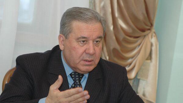 Экс-губернатор Омской области Леонид Полежаев