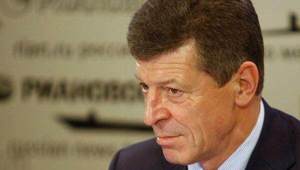 Дмитрий Козак. Архив
