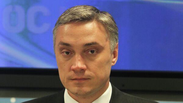 Генеральный директор САГ Андрей Тютюшев