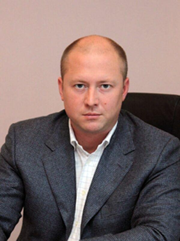 Максим Максимов, глава департамента по молодежной политике, физкультуре и спорту Томской области