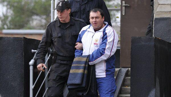 Суд арестовал главу кущевского милицейского подразделения Ходыча