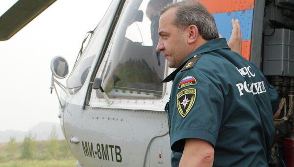 Правительственная комиссия по предупреждению и ликвидации ЧС в Томской области