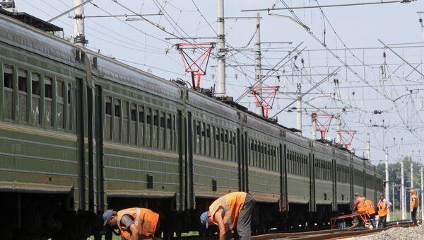 Московская железная дорога. Архив
