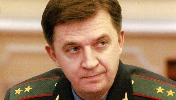 Заместитель министра внутренних дел РФ генерал-лейтенант полиции Сергей Булавин. Архивное фото