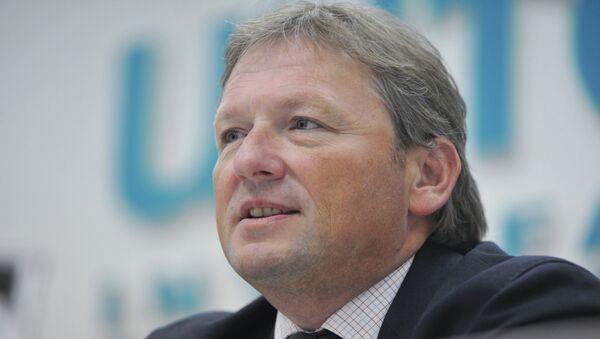 Пресс-конференция Бориса Титова