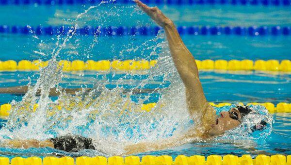 Чемпионат мира по водным видам спорта.  Архивное фото