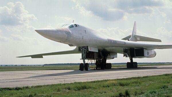 Ту-160. Архивное фото