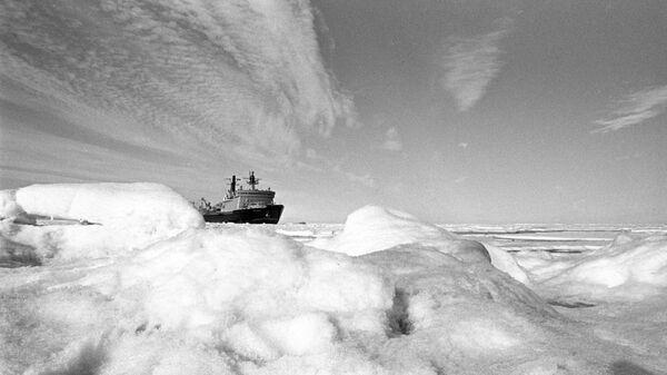 Атомоход Арктика