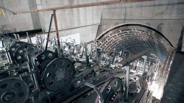 Строительство станций метро Международная и Бухарестская