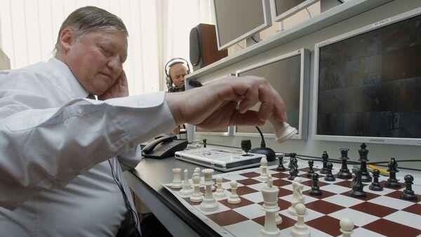 Анатолий Карпов. Архив