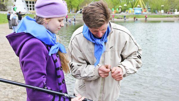 Рыболовный фестиваль. Архивное фото