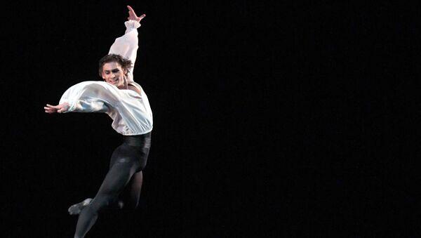 Артист балета Михайловского театра Иван Васильев. Архивное фото