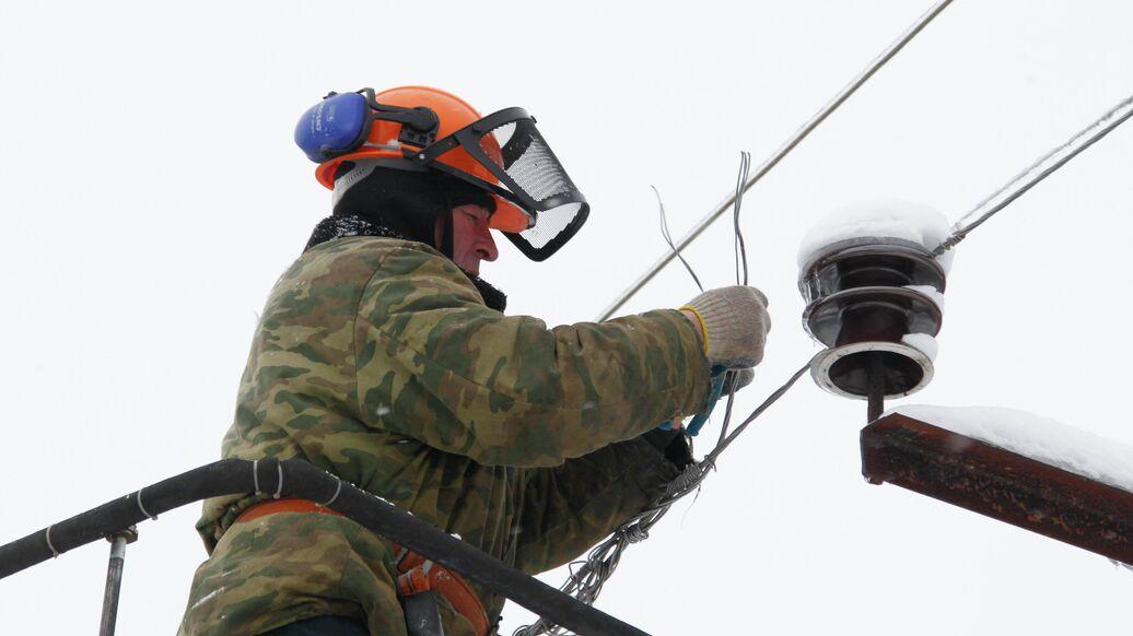 В Карелии 22 населенных пункта остались без света из-за непогоды