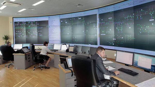 Открытие центра обслуживания клиентов ОАО Ленэнерго