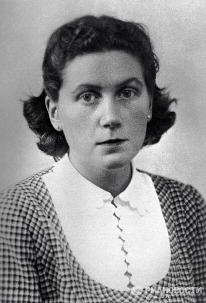 Дочь Иосифа Сталина - Светлана Аллилуева