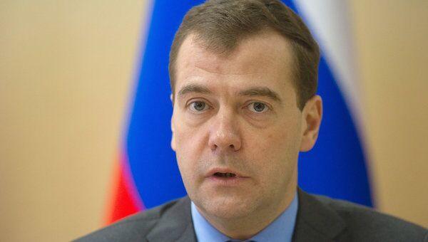 Дмитрйи Медведев. Архив