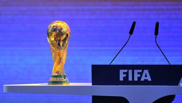 FIFA. Архивное фото
