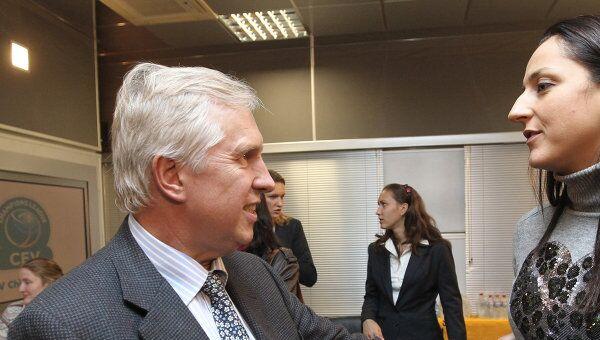 Владимир Зиничев, архивное фото