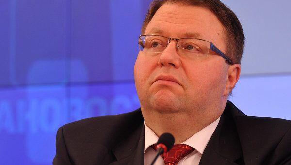 Председатель Высшего арбитражного суда РФ Антон Иванов