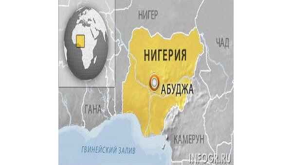 Боевики освободили двух моряков, похищенных на борту судна компании Chevron в Нигерии