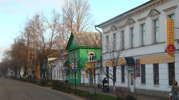 Бывший Николаевский проспект