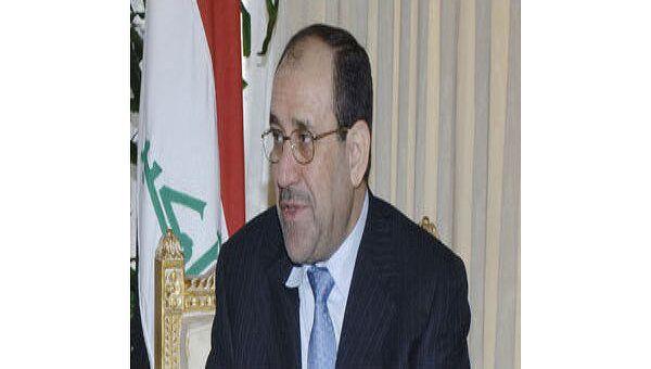 Премьер-министра Ирака Нури аль-Малики