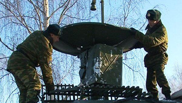 Связисты РВСН поют азбуку Морзе и сдают экзамены под вой сирен