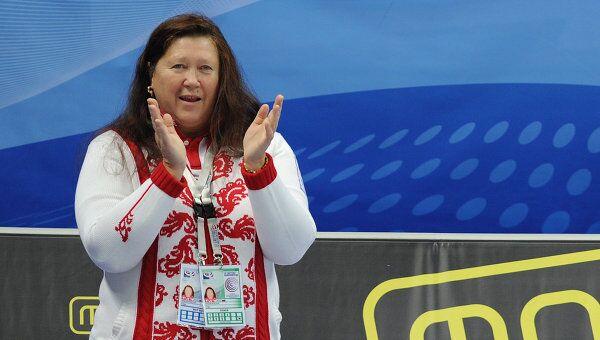 Ольга Андрианова. Архивное фото
