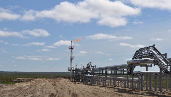 Компания «СК «Русвьетпетро» приступила к освоению Висового месторождения нефти на юге НАО. Архивное фото