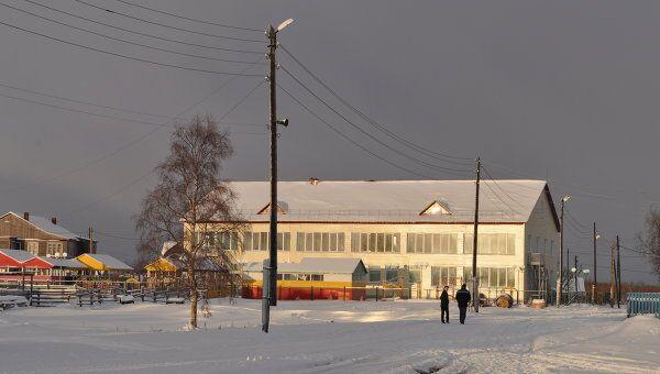 Село Нижняя Пёша в НАО