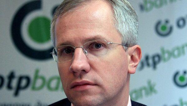 Председатель правления ОТП банка Алексей Коровин