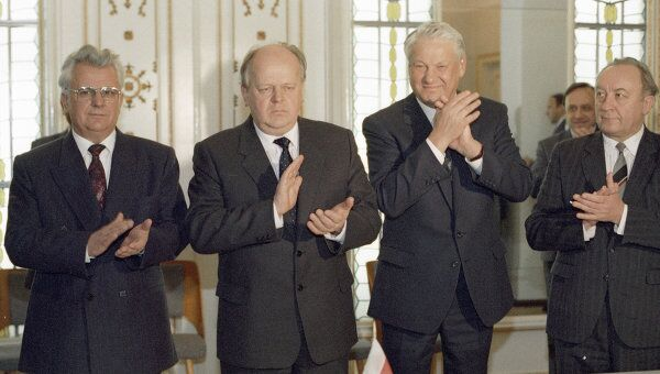 Со дня подписания в Беловежской пуще соглашения о распаде СССР прошло 27 лет