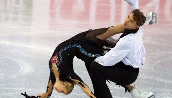 катерина Боброва и Дмитрий Соловьев