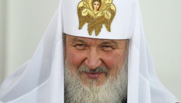 Патриарх Кирилл поговорил с молодежью о жизни, политике и сильном поле