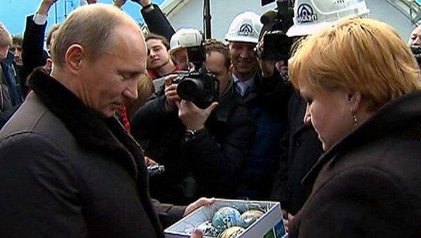 Путин на Калининской АЭС заявил о ренессансе атомной отрасли России