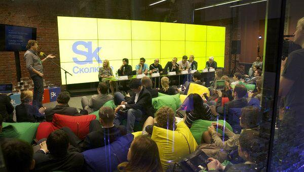 Фонд Сколково на IV Всероссийском молодежном инновационном конвенте