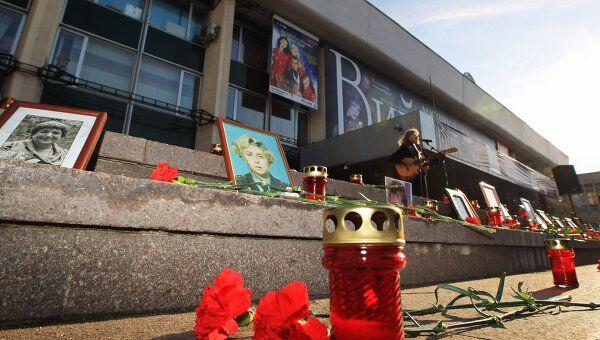 Воздушные шары запустят 26 октября в память о трагедии на Дубровке
