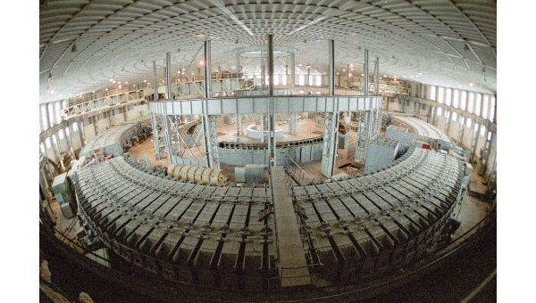 Институт ядерных исследований в городе Дубна.