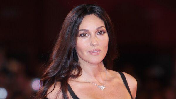 Актриса Моника Беллуччи. Архивное фото