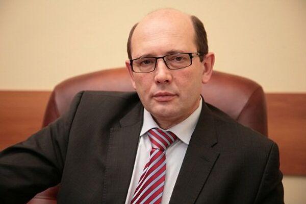 Первый заместитель председателя правления госкомпании «Автодор» Сергей Кельбах. Архивное фото